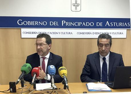 Genaro Alonso y Alberto Muñoz