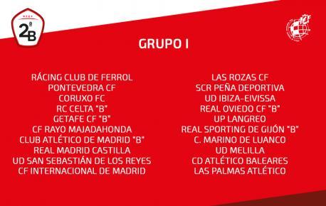 Grupu 1 Segunda División B 2019-2020