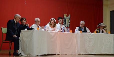 'Hasta que tu madre nos separe' del Grupo de Teatro Rosario Trabanco