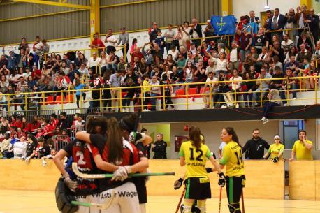 Hostelcur 6-1 Vila-Sana títulu d'OK Lliga 2017-2018