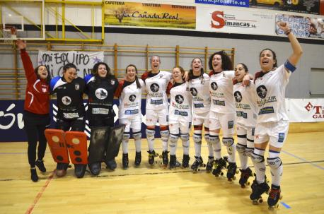 L'Hostelcur Xixón robla una gran temporada col títulu de Lliga