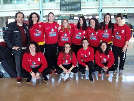 L'Hostelcur busca revalidar en Lloret de Mar el títulu de Copa