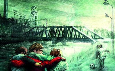 'Invisible', d'Aique Fernandi, con ilustración de Juan Hernaz