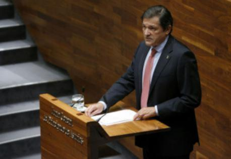 "Javier Fernández considera que ""nun ye'l momentu afayadizu"" pa reformar l'estatutu"