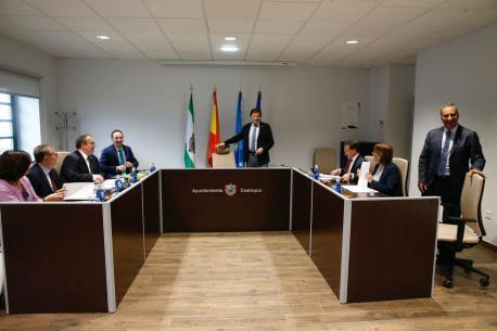 Javier Fernández Conseyu de Gobiernu Castropol