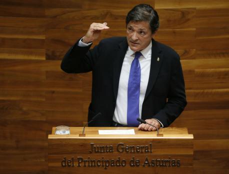 Javier Fernández plenu monográficu transición enerxética