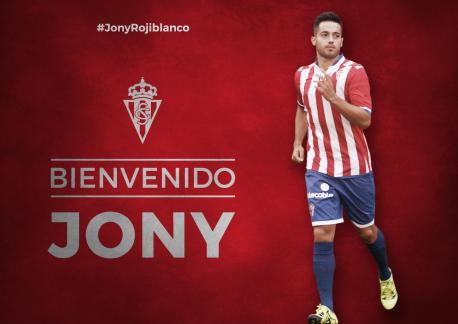 Jony Rodríguez bienveníu