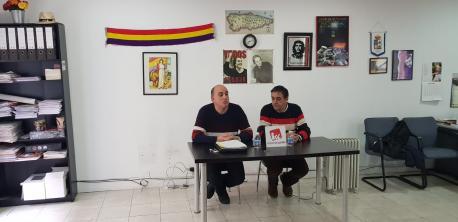 José Agripino Pérez Acebal y José González Ḷḷena