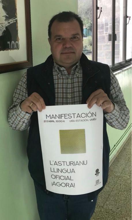 José Luis Alperi SOMA oficialidá