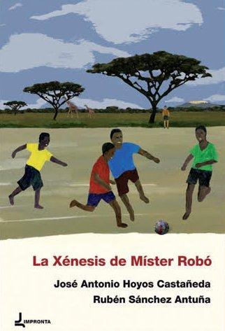 Presentación del llibru  'La Xénesis de Míster Robó'