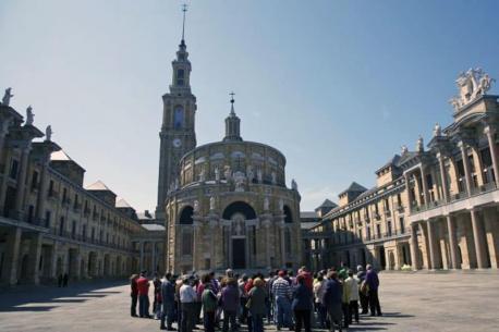Llaboral en 'D'itinerarios pel patrimoniu'