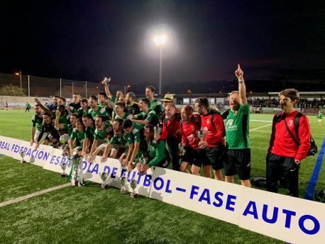 Llanes campeón de la Copa Federación 2019-2020