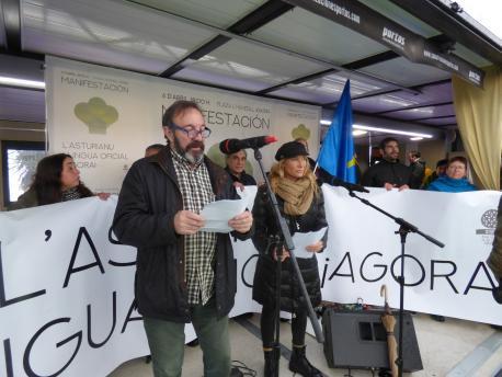 Discursu completu de la XDLA pola manifestación pola oficialidá del 6-A