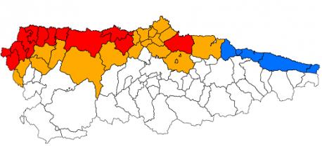 Mapa zones infestaes pola poliya guatemaliana payares