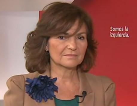 María del Carmen Calvo
