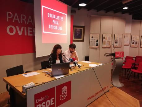 María Luz Pontón y Xuan García Vijande