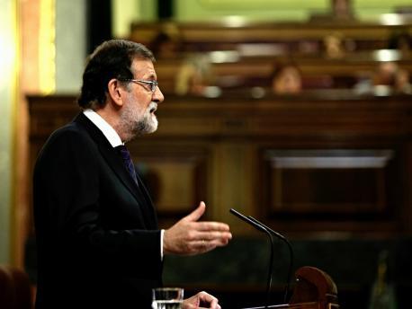 Mariano Rajoy Congresu Gürtel