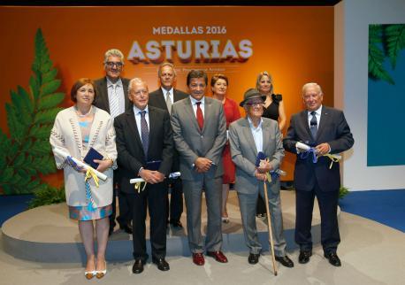 Medayes d'Asturies 2016