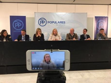 Mercedes Fernández Comité Executivu PP