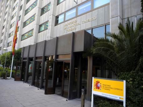 Ministeriu d'Industria, Comerciu y Turismu