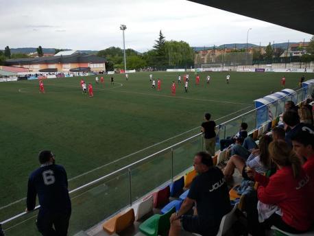 Mutilvera 0-0 Marino (8 de xunu del 2019)