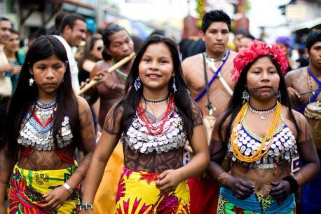 Cúmplense diez años de la Declaración sobre los Derechos de los Pueblos Indíxenes