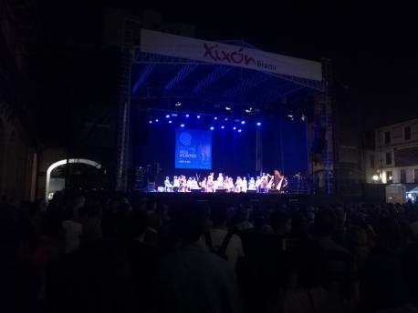 Muyeres nel VIII Festival Arcu Atlánticu