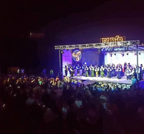 Noite Máxica XXII Festival Intercéltico d'Occidente 2018