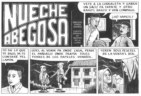 'Nueche abegosa'