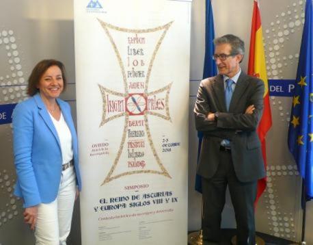 La situación d'Europa en tiempos del Reinu d'Asturies, temática d'una conferencia científica internacional