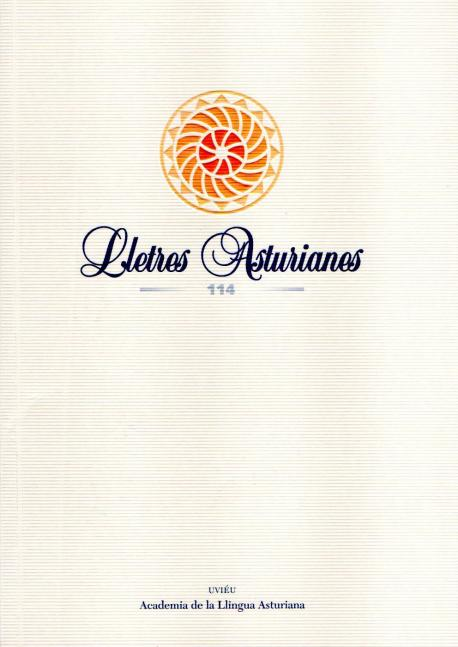 L'ALLA espubliza'l númberu 114 de 'Lletres Asturianes'