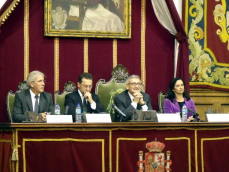 Premios Lliteriarios 2016:  Presidencia de la gala
