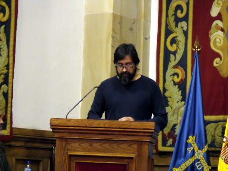 Premios Lliteriarios 2016: Luis Navazo, con 'Indianu' (VIII Premiu Alfonso Iglesias de cómic con 'Indianu')