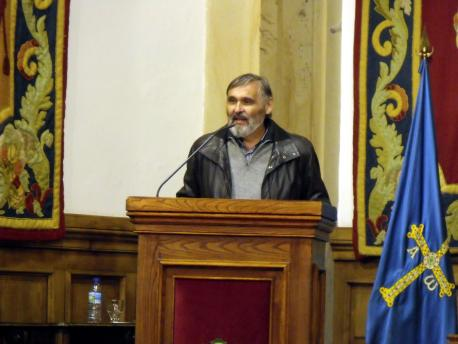 Premios Lliteriarios 2016: Xulio Arbésú, con 'El valor del rei' (XXXVII Premiu Xosefa Xovellanos de novela)