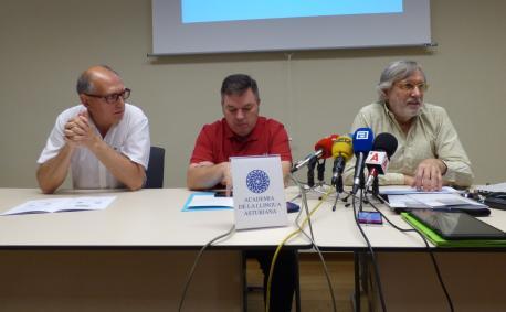 Los asturianos siguen apostando mayoritariamente pola oficialidá del asturianu