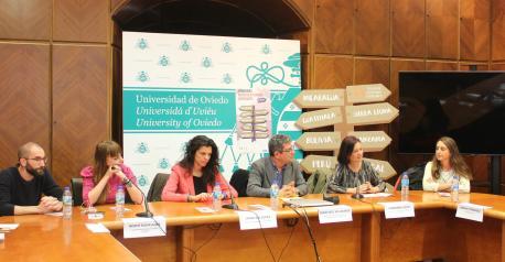Presentación programa 'Mocedá Asturiano Cooperante' 2019