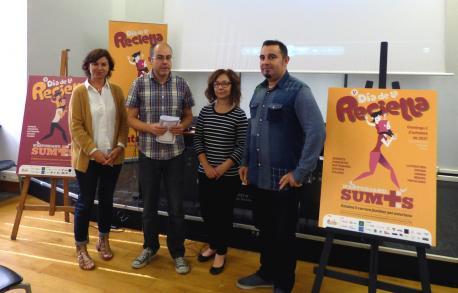 L'ociu y el deporte van protagonizar una xornada familiar col asturianu como llingua vehicular nel Día de la Reciella