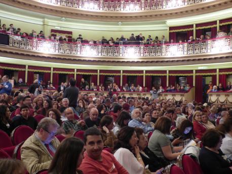 Públicu XL Día de les Lletres Asturianes