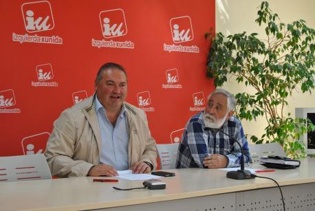 Ramón Argüelles y Vicente Bernaldo de Quirós
