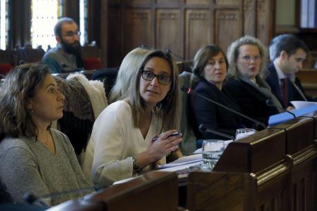 Rita Camblor comparecencia Presupuestos 2020