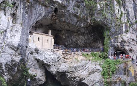 Santa Cueva de Cuadonga