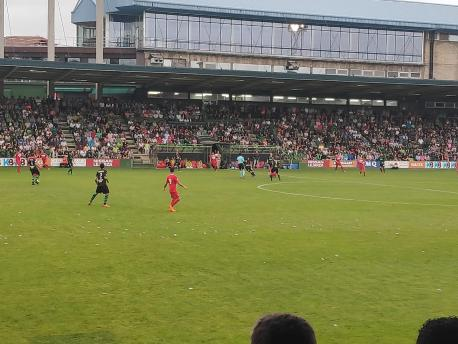 Sestao River 0-1 Marino (29 de xunu del 2019)