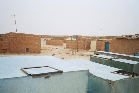 Smara, campos de refuxaos de Tindouf