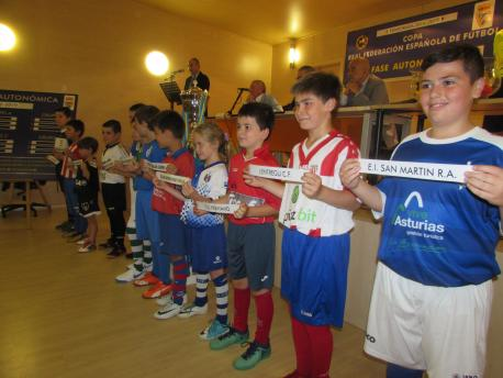 Sortéu Copa Federación 2018-2019
