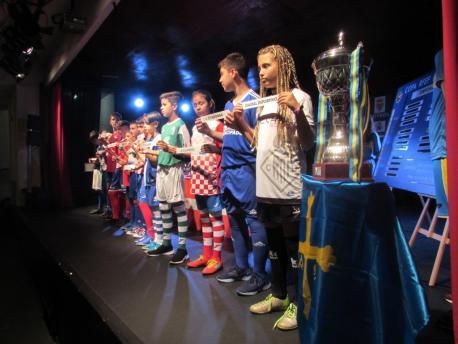 Sortéu Copa Federación 2019-2020