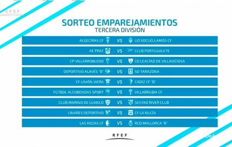 Sortéu tercera eliminatoria ascensu a Segunda División B