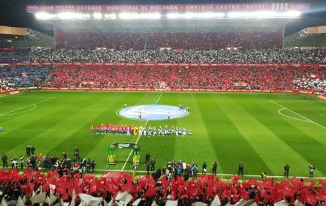 Sporting 1-0 Uviéu (25 de marzu del 2019)