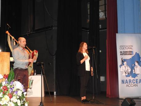 Tonada Concursu Canción Asturiana Valle del Narcea