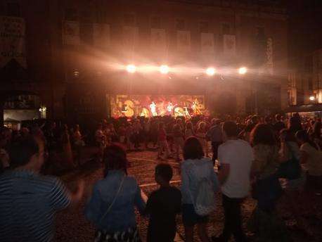 Ún de Grao na XXVII Fiesta de la Sidra Natural