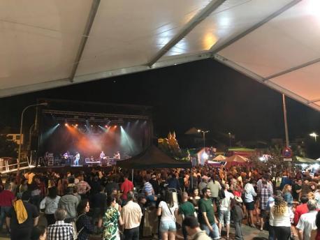 Vallarna nel XIII Festival Internacional de la Gaita de Villaviciosa (2018)